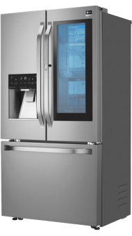 INSTAVIEW DOOR-IN-DOOR COUNTER-DEPTH REFRIGERATOR