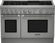 48 inch Professional Series Pro Harmony Standard Depth All Gas Range
