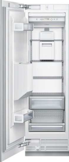 24 inch Freezer Column with External Ice and Water Dispenser