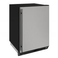 24-in. Solid Door Refrigerator