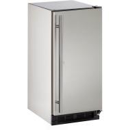 15-In. Outdoor Series Stainless Solid Door Refrigerator with Reversible Door Hinge with Lock
