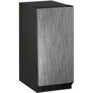 15-In. 1000 Series Integrated Solid Door Wine Captain with Reversible Hinge Door