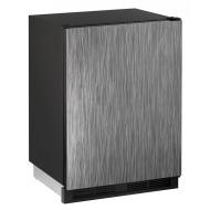 24-In 1000 Series Integrated Solid Door Beverage Center with Reversible Door Hinge