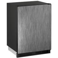 24-In. Combo Integrated Solid Refrigerator/Freezer with Reversible Door Hinge