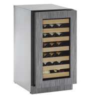 18-In. 2000 Series Integrated Frame Wine Captain with Reversible Door Hinge
