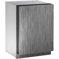 24-In. 2000 Series Integrated Solid Door Refrigerator with Reversible Door Hinge