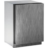 24-In. Modular 3000 Series Integrated Solid Door Freezer with Right-Hand Hinge