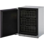 24-In. Modular 3000 Series Integrated Solid Door Freezer with Left-Hand Hinge