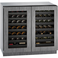 36-In. Modular 3000 Series Integrated Frame Double-Door Wine Captain Beverage Chiller