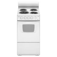 20-inch Electric Range Oven with Versatile Cooktop