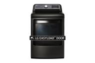 7.3 cu. ft. Ultra Large Capacity TurboSteam™ Gas Dryer with EasyLoad™ Door