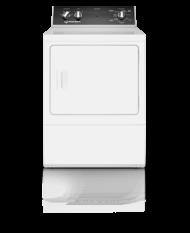 Speed Queen Gas Dryer-White