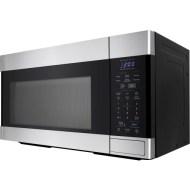 1.6 CF OTR Microwave, 1000W, 2-Speed, Fan, Sensor Interactive - Stainless