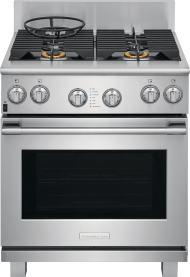 "Model: E30DF74TPS | Electrolux ICON Electrolux ICON® 30"" Dual-Fuel Freestanding Range"