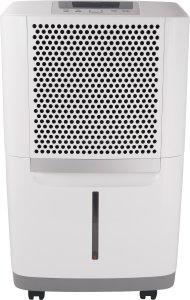 Medium Room 50 Pint Capacity Dehumidifier