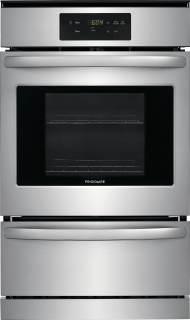 "Model: FFGW2416US | Frigidaire 24"" Single Gas Wall Oven"