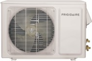 Model: FFHP124CS1 | Frigidaire Ductless Split Air Conditioner Cool and Heat- 12,000 BTU, Heat Pump- 115V- Outdoor unit