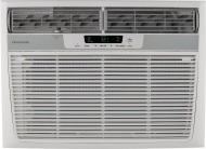 Model: FFRH1822R2 | Frigidaire 18,500 BTU Window-Mounted Room Air Conditioner with Supplemental Heat
