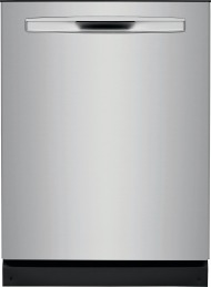 "Model: FGIP2468UF | Frigidaire 24"" Built-In Dishwasher with Dual OrbitClean® Wash System"