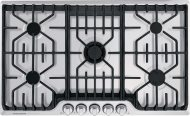 "Model: FPGC3677RS | Frigidaire 36"" Gas Cooktop with Griddle"