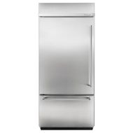 Built-In Stainless Bottom Mount Refrigerator 20.9 Cu. Ft. 36
