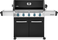 Napoleon Prestige® 665 Natural Gas Grill, Black