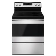Amana 30-inch Electric Range with Extra-Large Oven Window