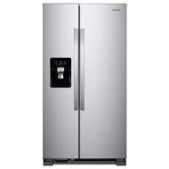 33-inch Wide Side-by-Side Refrigerator - 21 cu. ft.