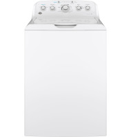 GE GE® 4.5 cu. ft. Capacity Washer with Stainless Steel Basket