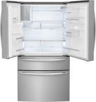 21.8 Cu. Ft. Counter-Depth 4-Door French Door Refrigerator