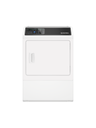 Gas Dryer-White