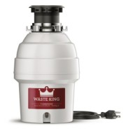 Legend 3300 EZ Mount Garbage Disposer 3/4 HP
