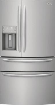 Frigidaire 21.8 Cu. Ft. Counter-Depth 4-Door French Door Refrigerator
