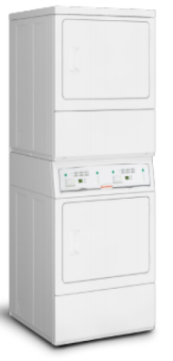 Stacked Gas Dryers