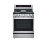 LG 5.8 cu. ft. Gas Convection  Range