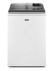 Maytag Smart Capable Top Load Washer with Extra Power Button - 5.3 cu. ft.