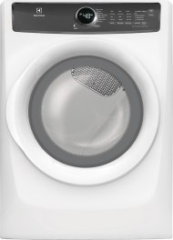 Electrolux Front Load Perfect Steam™ Electric Dryer with 7 cycles - 8.0 Cu. Ft.