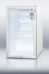 Model: SCR450LBI7MEDSC |  SUMMIT's ACCUCOLD series of refrigeration features units ideal for storing vaccines, pharmaceuticals, and other specimens requiring precise temperature conditions.