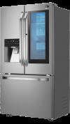 Model: LSFXC2496S   INSTAVIEW DOOR-IN-DOOR COUNTER-DEPTH REFRIGERATOR