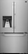 Model: LSFXC2476S | 3-DOOR COUNTER-DEPTH REFRIGERATOR