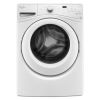 Model: WFW7590FW | 4.2 cu.ft Compact Front Load Washer with Adaptive Wash Technology, 8 cycles