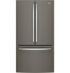 Model: GNE27JMMES | GE® ENERGY STAR® 27.0 Cu. Ft. French-Door Refrigerator