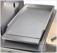 Commercial Griddle, for Side Burner Models