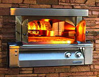 Pizza Oven Plus Built in