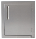 "Alfresco 17"" Single Access Door Left Door"