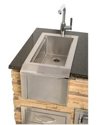 Versa Sink and Beverage Center