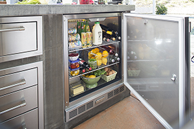 7.25 Cu. Ft. One Door Refrigerator