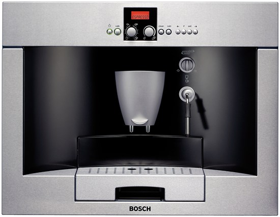 Bosch TKN68E75UC Benvenuto Built-in Coffee Machine