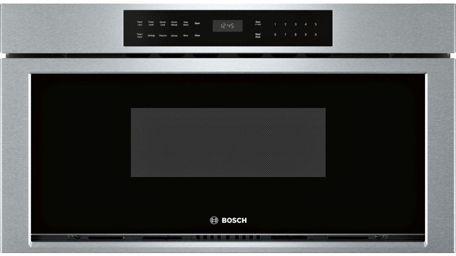 "Model: HMD8053UC | Bosch 800 Series 30"" Drawer Microwave"