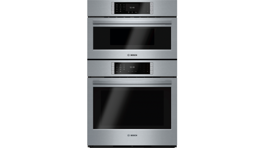 "Model: HBLP752UC | Bosch 30"" Speed Combination Oven"